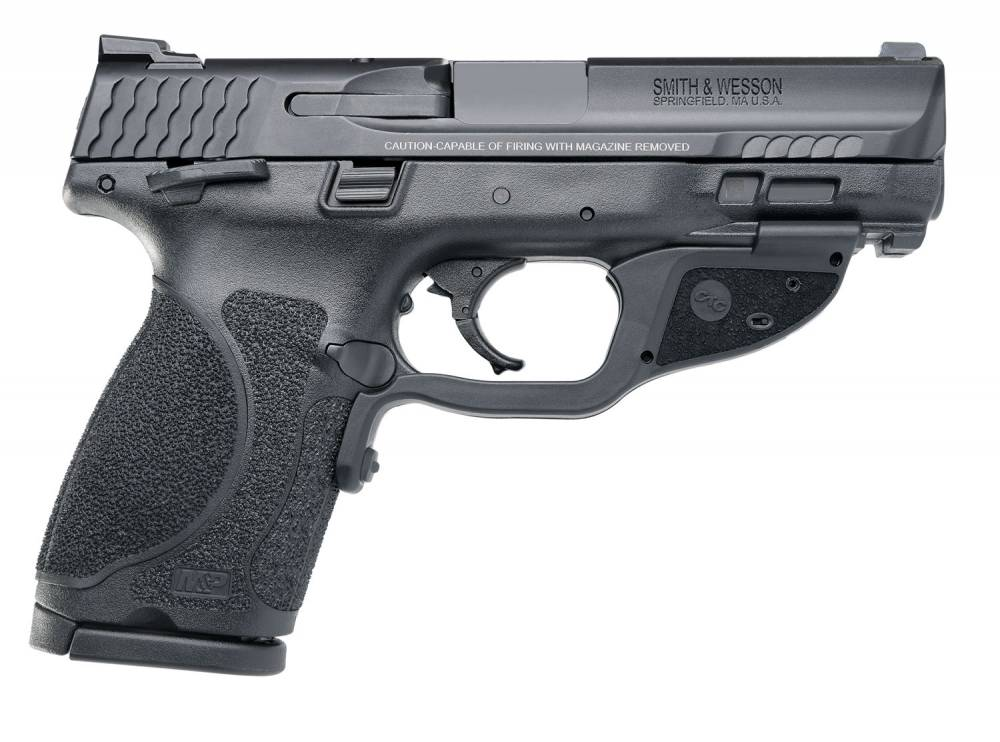 S&W M&P9C 9M 4IN M2.0 TS CT GRN 15R