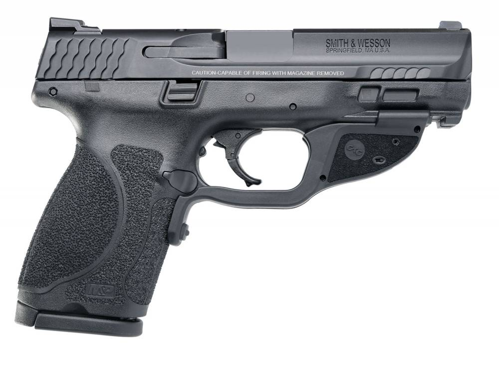 S&W M&P40C 40 4IN NTS M2.0 CT GRN 13R