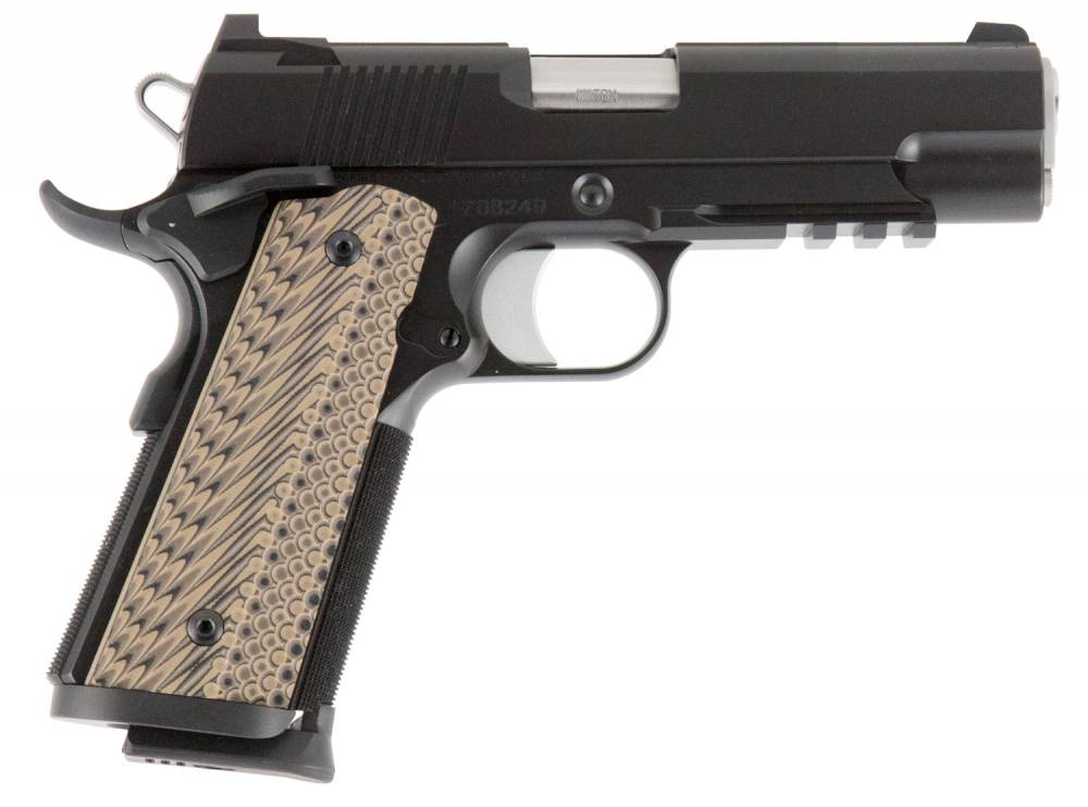 DAN SPECIALIST COMMANDER 9MM BLK NS