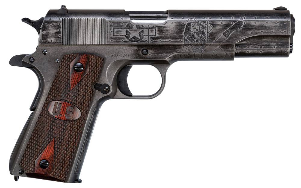 THMP VICTORY GIRLS 1911 45ACP 5IN 7RD