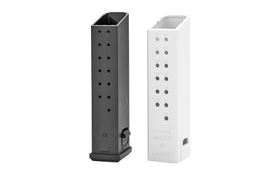 KRISS USA MAGEX2 +17 ALPINE EXTENSION KIT FOR GLOCK 21 (.45 ACP) MAGAZINE - PACK OF 3