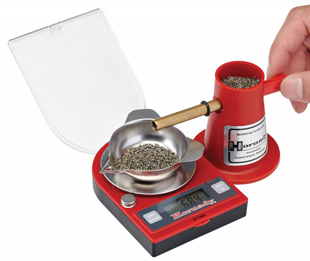 Hornady G2-1500 Digital Scale 1 Universal 500 Grains