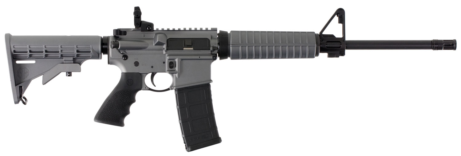Ruger AR+556 Autoloading Semi-Automatic 223 Remington/5.56 NATO 16.1
