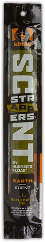 HUNTER'S KLOAK EARTH SCENT STRAPPER W/REFLECTIVE INK