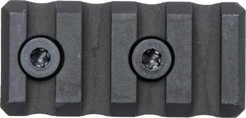 NOVESKE RAIL SECTION 4 SLOT M-LOK BLACK