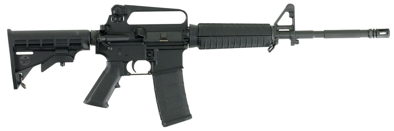 Bushmaster XM-15 Patrolman''s Carbine Semi-Automatic 223 Remington/5.56 NATO 16