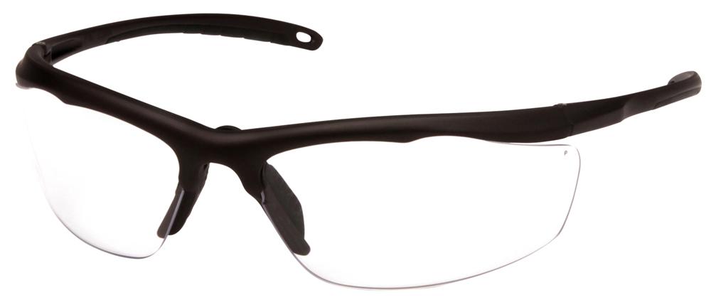 Pyramex Zumbro Shooting/Sporting Glasses Black