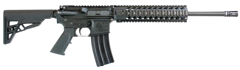 Diamondback DB15 with Free-Float Rail Semi-Automatic 223 Remington/5.56 NATO 16