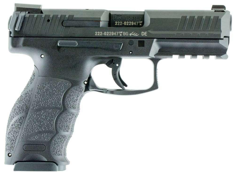 HK VP40 Double 40 Smith & Wesson (S&W) 4.09