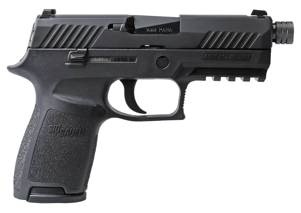 Sig Sauer P320 Compact Double 9mm Luger 3.9