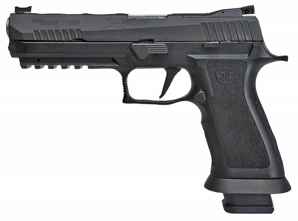 Sig Sauer 320X59BAS P320 X-Series Double 9mm Luger 5