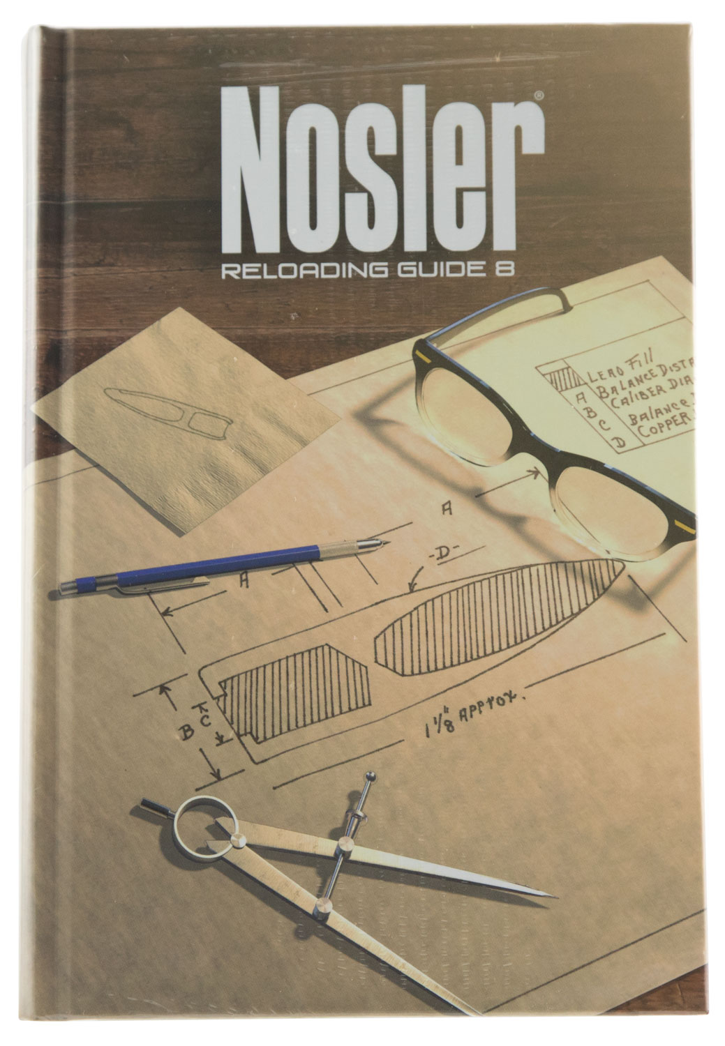 Nosler Reloading Manual Book #8