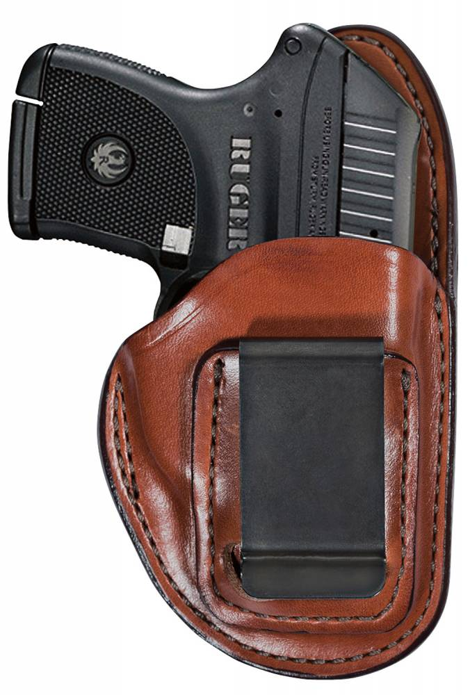 Bianchi Professional Ruger LC9 Medium Frame Leather Tan