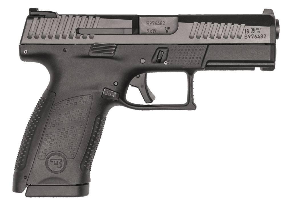 CZ P-10 C Double 9mm Luger 4.02