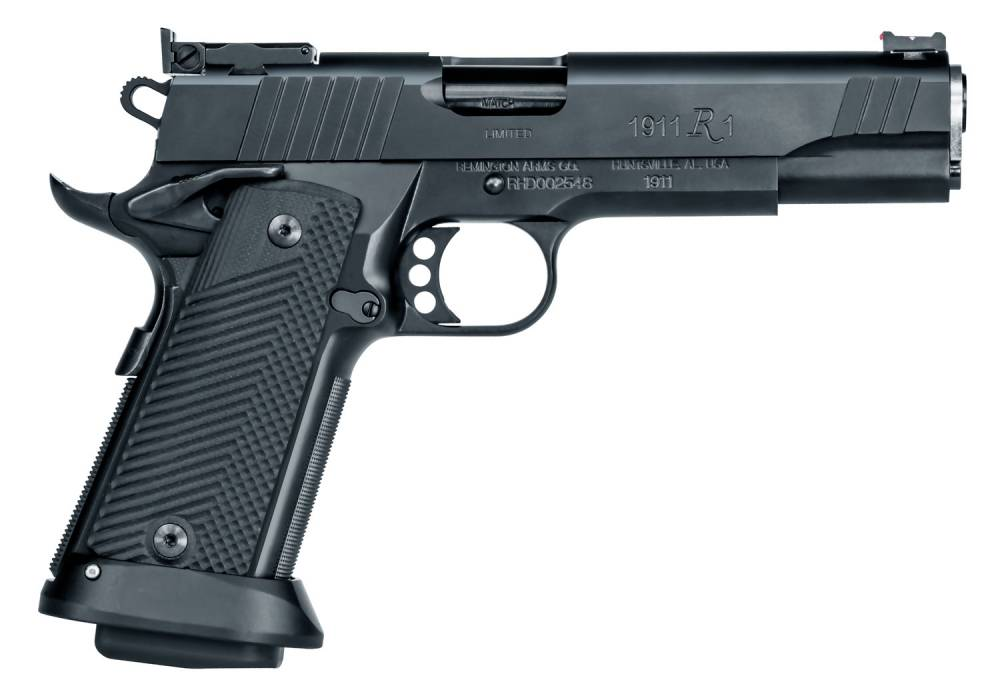 Remington Firearms 1911 R1 Single 45 Automatic Colt Pistol (ACP) 5