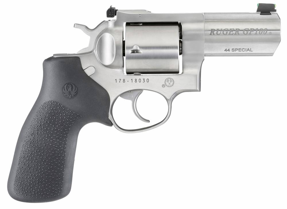 Ruger GP100 Standard Single/Double 44 Special 3