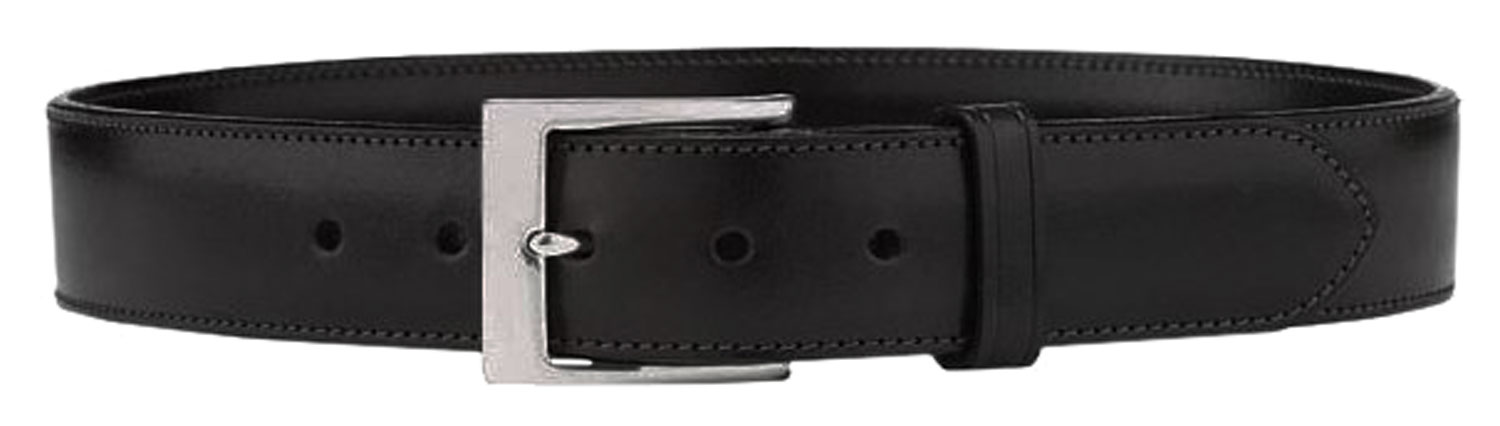 Galco Dress Belt Size 40 Black Leather