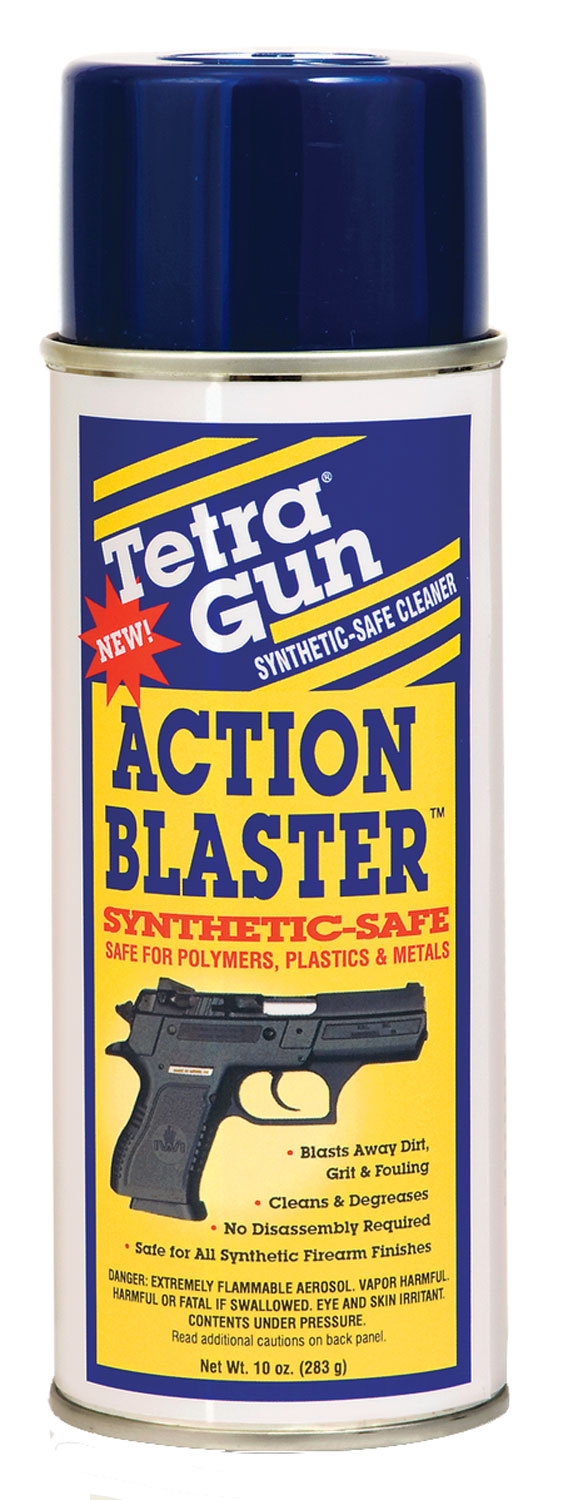 Tetra Action Blaster Synthetic Gun Cleaner 10 oz