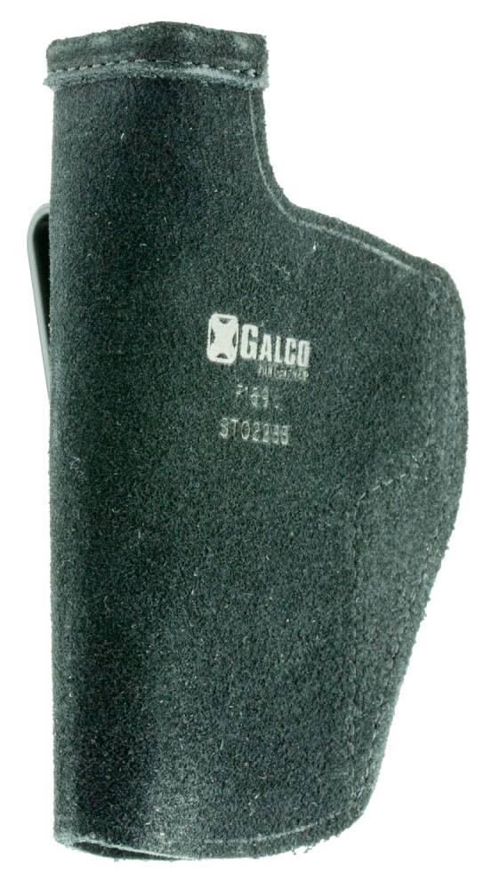 Galco Stow-N-Go Inside The Pants Glock 21 Black Steerhide