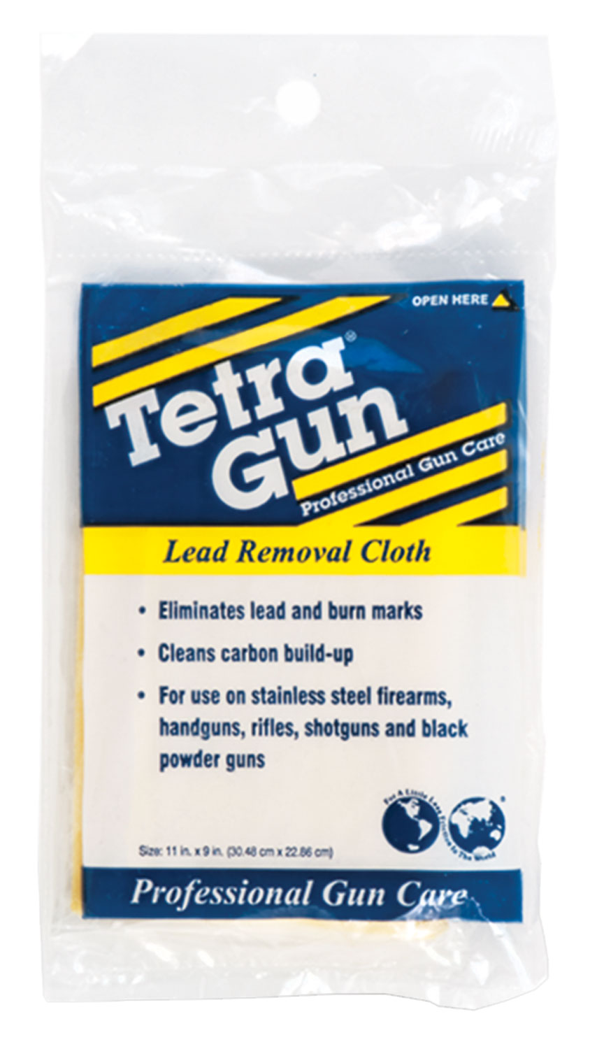 Tetra Gun Lead Removal Cleaning Cloth 10