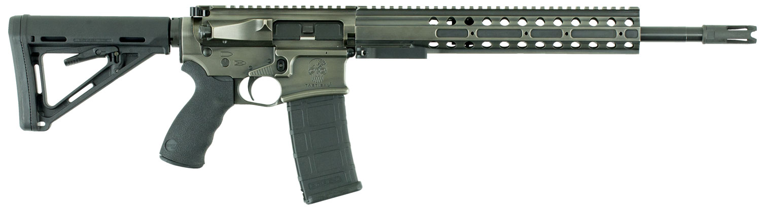 DRD Tactical CDR-15 Quick Break Down Semi-Automatic 300 AAC Blackout/Whisper (7.62x35mm) 16