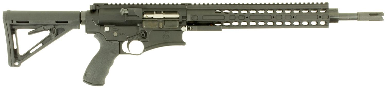DRD Tactical M762BLK M762 7.62 NATO Semi-Automatic 308 Winchester/7.62 NATO 16