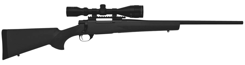 Howa Hogue Gameking Scope Package Bolt 223 Remington 22