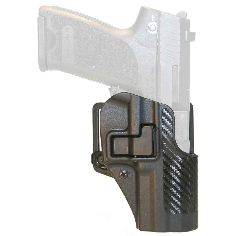 New Blackhawk SERPA Concealment Paddle Holster H/&K USP Full Size RH 410014BK-R