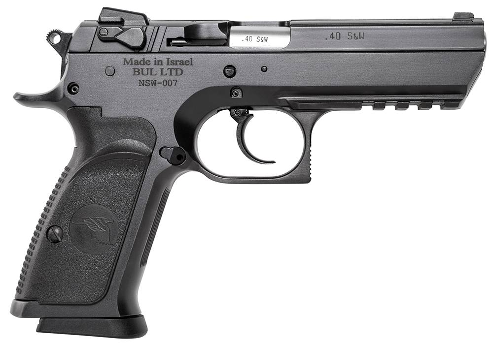 Magnum Research Baby Desert Eagle Single/Double 40 Smith & Wesson (S&W) 4.38